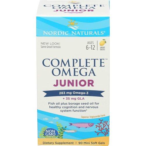 Nordic Naturals Nordic Naturals Complete Omega Junior, 90ct