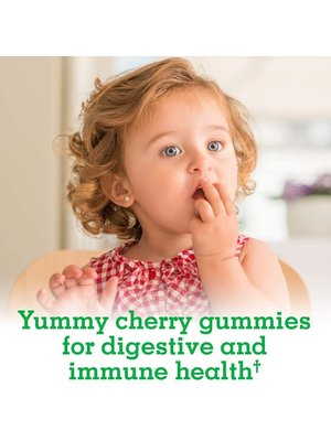 Garden of Life GoL Kids Organics Probiotic Gummy, Cherry, 30ct