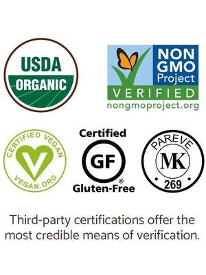Garden of Life GoL myKIND Organics Herbal Elderberry Syrup, Organic, 6.59oz.