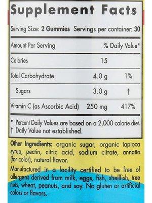 Nordic Naturals Nordic Naturals Vitamin C Gummies, 60ct