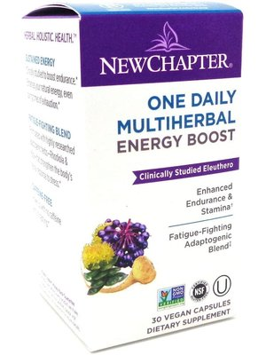 NEW CHAPTER New Chapter Multiherbal Energy, 30ct
