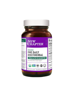 NEW CHAPTER New Chapter Multiherbal One Daily, 30ct