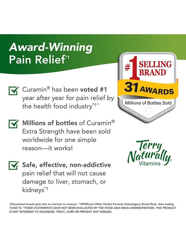 TERRY NATURALLY Terry Naturally Curamin Extra Strength, 60ct