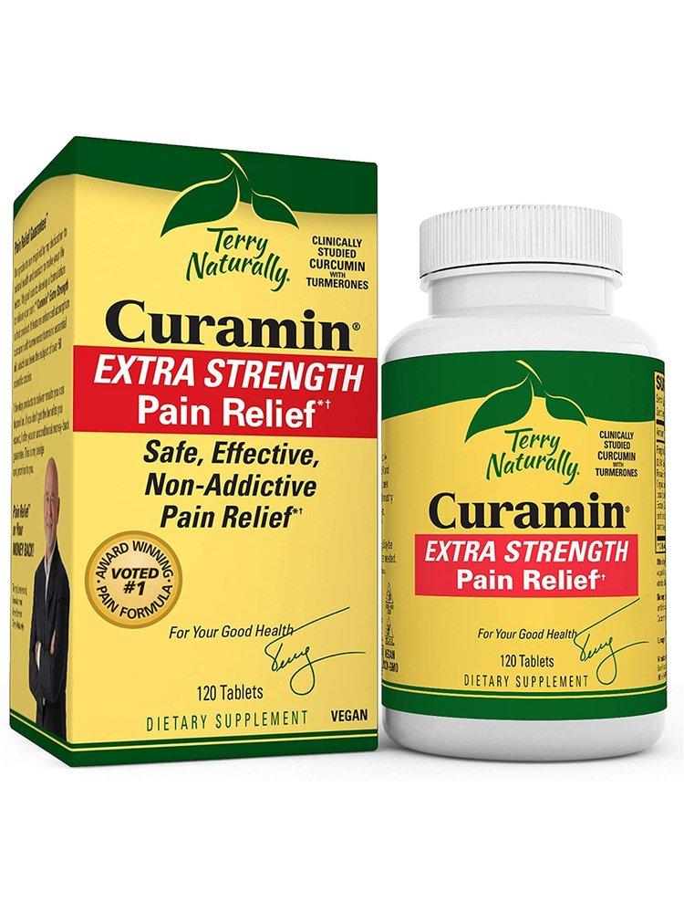 TERRY NATURALLY Terry Naturally Curamin Extra Strength, 120ct