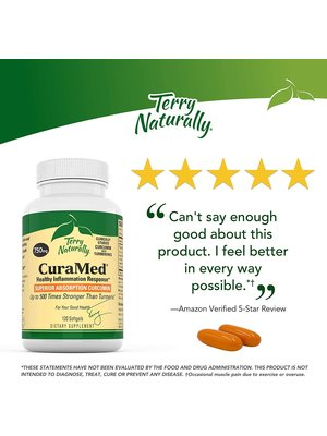 TERRY NATURALLY Terry Naturally Curamed 750mg, 120sg