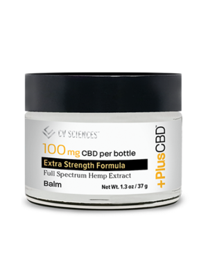 PLUS CBD PlusCBD Extra Strength Balm, 1.3oz, 100mg