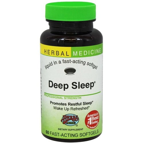 Herbs Etc. Herbs Etc Deep Sleep, 60sg