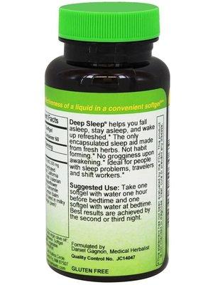 Herbs Etc. Herbs Etc Deep Sleep, 60sg