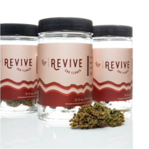 Georgia Hemp Company Georgia Hemp Co. Hemp Flower, Revive (various strains), 0.25oz.