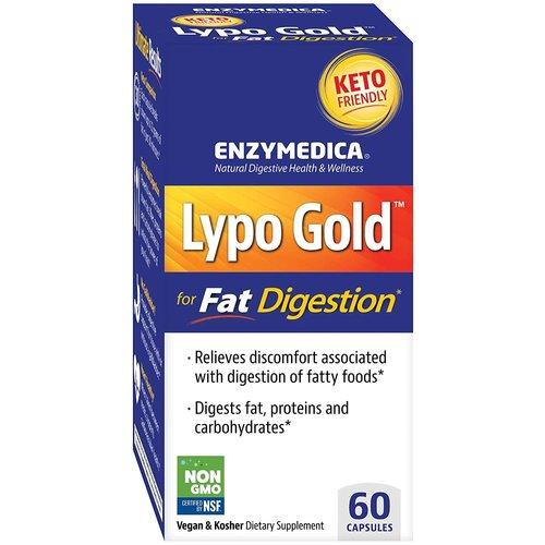 Enzymedica Enzymedica Lypo Gold, 60cp