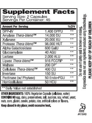 Enzymedica Enzymedica Digest Spectrum, 90cp