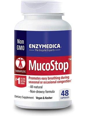 Enzymedica Enzymedica MucoStop, 48cp