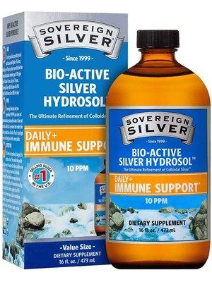 Sovereign Silver Sovereign Silver Dropper, 16oz.