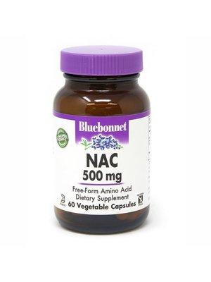 Bluebonnet Bluebonnet NAC 500mg, 60vc