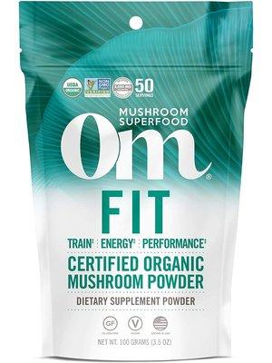 OM Mushroom Om Mushroom Fit Mushroom Superfood Powder, 100g