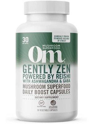 OM Mushroom Om Mushroom Gently Zen Mushroom Superfood, 90cp