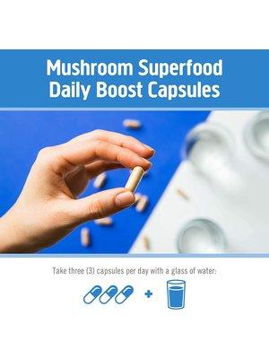 OM Mushroom Om Mushroom Breathe Mushroom Superfood, 90cp