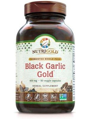 Nutrigold Nutrigold Black Garlic Gold, 90vc