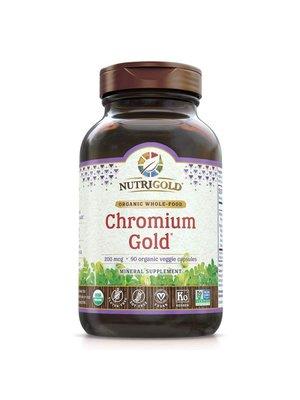 Nutrigold Nutrigold Chromium Gold, 90vc