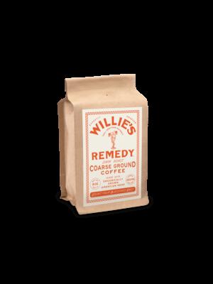 Willie's Remedy Willie's Remedy Dark Roast Ground Hemp Coffee, 8oz