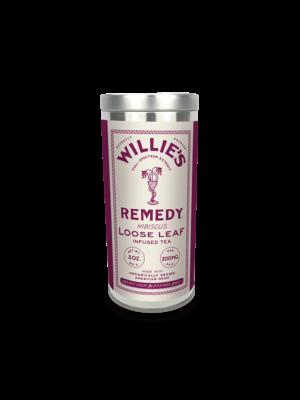 Willie's Remedy Willie's Remedy Hemp-Infused Hibiscus Tea Tin, 1.2oz