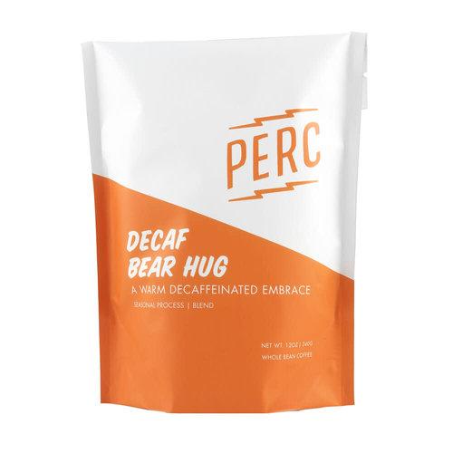 Perc Coffee Perc Coffee, Decaf, Bear Hug, 12 oz.