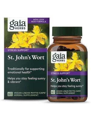 GAIA HERBS Gaia St. John's Wort, 60cp