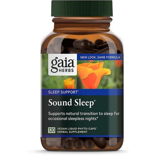 GAIA HERBS Gaia Sound Sleep 120ct