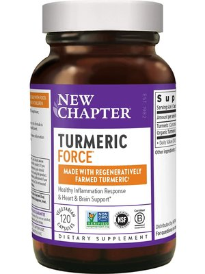 NEW CHAPTER New Chapter Turmeric Force 120vc