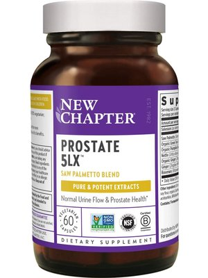 NEW CHAPTER New Chapter Prostate 5LX 60vc