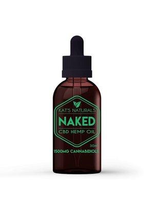 KAT'S NATURALS Kat's Naturals CBD Naked 250mg, 5ml
