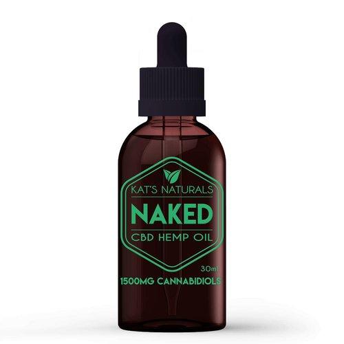 KAT'S NATURALS Kat's Naturals Drops, Naked, 5ml