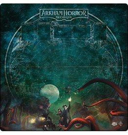 Fantasy Flight ARKHAM HORROR LCG: COUNTLESS TERRORS PLAYMAT