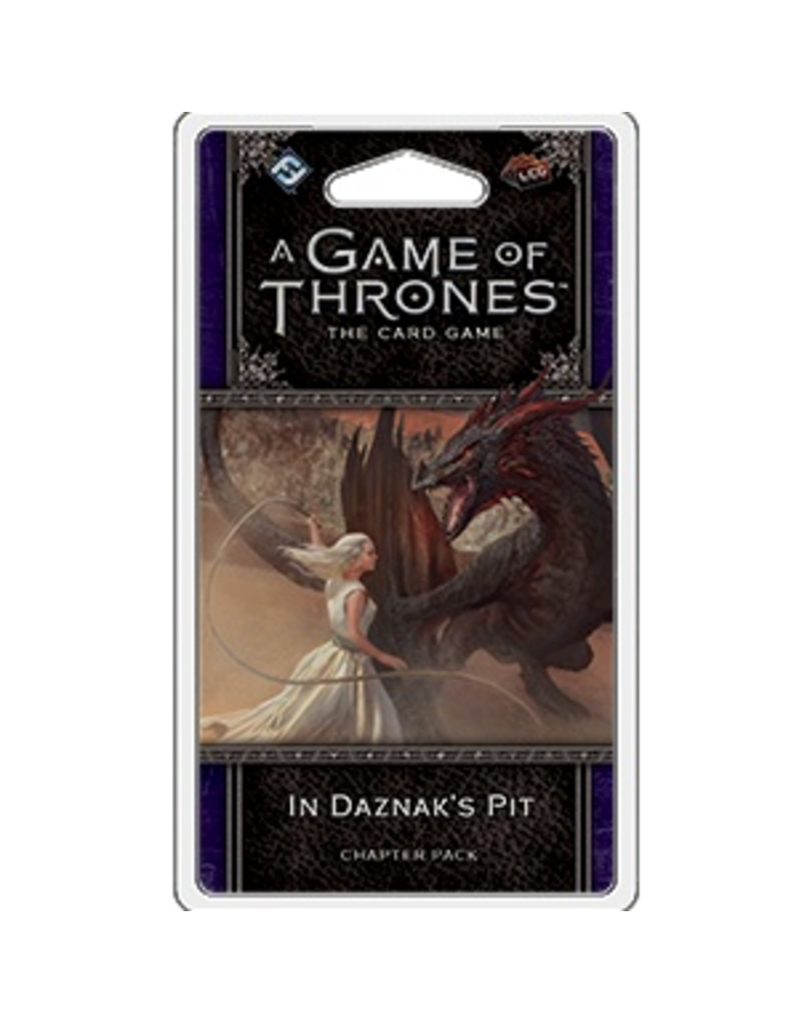 Fantasy Flight GAME OF THRONES LCG: IN DAZNAK'S PIT