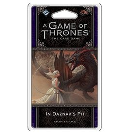 Fantasy Flight Games Game of Thrones LCG: In Daznak's Pit