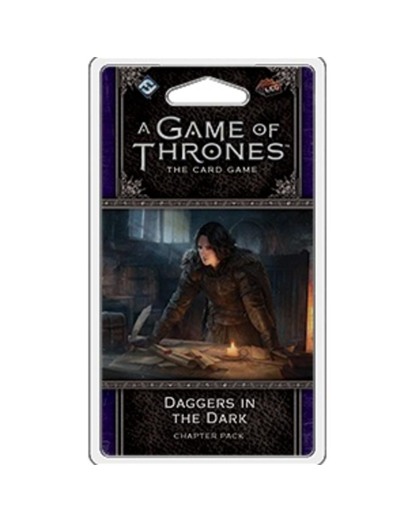 Fantasy Flight Games Game of Thrones LCG: Daggers in the Dark