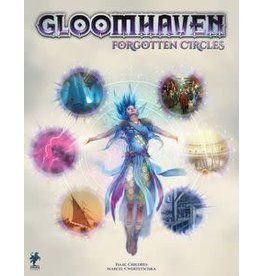 Cephalofair Games Gloomhaven: Forgotten Circles