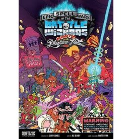 Cryptozoic Epic Spell Wars O/T Battle Wizards IV: Panic at Pleasure Palace