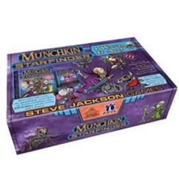 Steve Jackson Games Munchkin Starfinder I Want It All