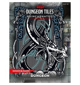Wizards of the Coast D&D Dungeon Tiles Reincarnated: Dungeon