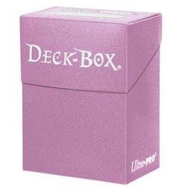 Ultra Pro Deck Box: Ultra Pro Pink