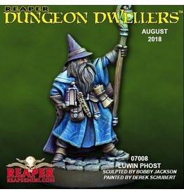 Reaper Mini Dungeon Dwellers: Luwin Phost, Wizard