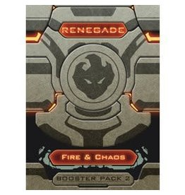 Renegade: Booster Pack - Fire & Chaos