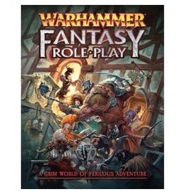 Cubicle 7 WARHAMMER FANTASY RPG 4TH EDITION RULEBOOK (HC)