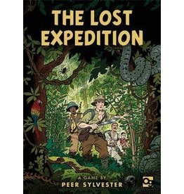 Osprey LOST EXPEDITION