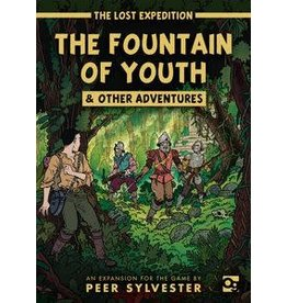 Osprey LOST EXPEDITION: THE FOUNTAIN OF YOUTH & OTHER ADVENTURES