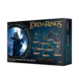 Games Workshop LORD OF THE RINGS:FELLOWSHIP OF THE RING