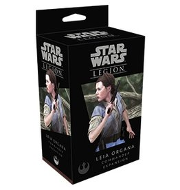 Fantasy Flight Leia Organa Commander