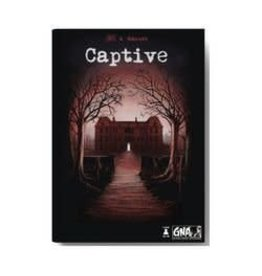 Captive: A Graphic Novel Adventure