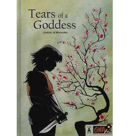 Tears of a Goddess: A Graphic Novel Adventure
